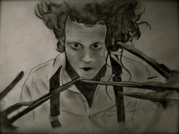 Johnny Depp por JLM23